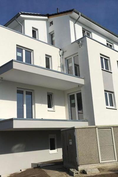 Bauleitung eines Mehrfamilienhauses