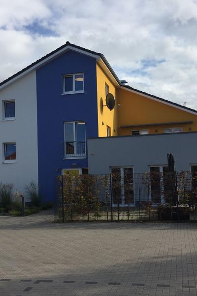 Bauleitung einer stationären Pflegeeinrichtung für Erwachsene und Kinder